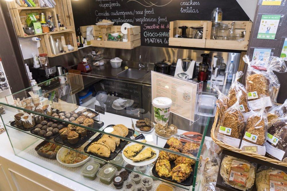 Biokalma colmado ecol gico y cocina raw food para llevar Menu comida casera